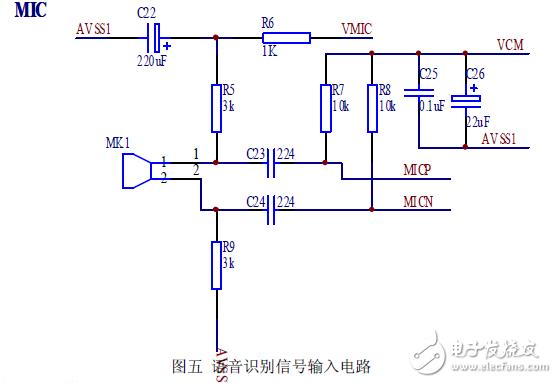 语音识别控制风扇系统电路设计