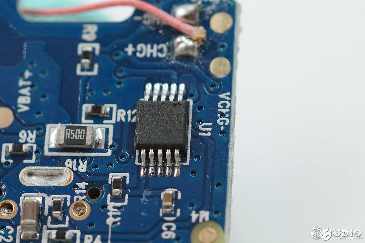 ws61芯片电路图